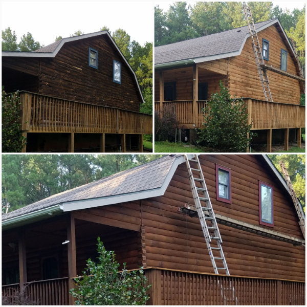 If Youu0027re Interested In A Free Total Log Cabin Restoration Quote Call Us  Today At 919.453.2740! To Learn More About Our Restoration Projects Visit  Us At ...